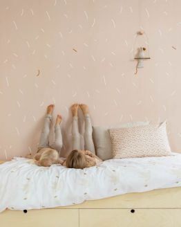 kidsroom, behang