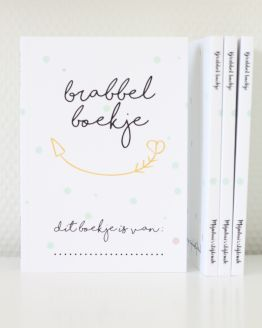 Brabbelboekje | LIMITED