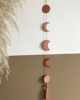 Terracotta | Moon Phase