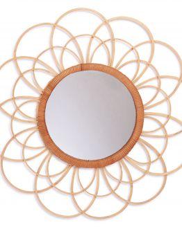 PRE ORDER | wk 9| Zoom | spiegel | wit | 45 cm