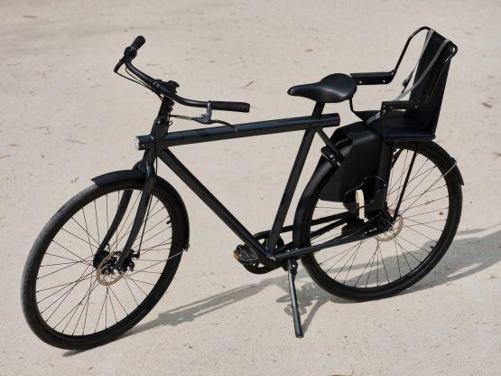 &ITALY  Handmade retro bikeseats   color Testa di Moro