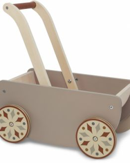 Konges Slojd | Walk Wagon Glacier Grey - loopwagen