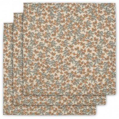 Konges Slojd | Hydrofiele doeken 3 st. Orangery Beige