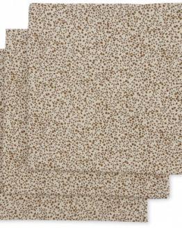 Konges Slojd | Hydrofiele doeken 3 st. Blossom Mist Birk
