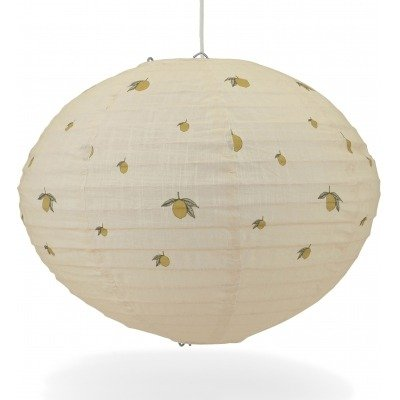 Konges Slojd | Small Pendant Lamp Lemon