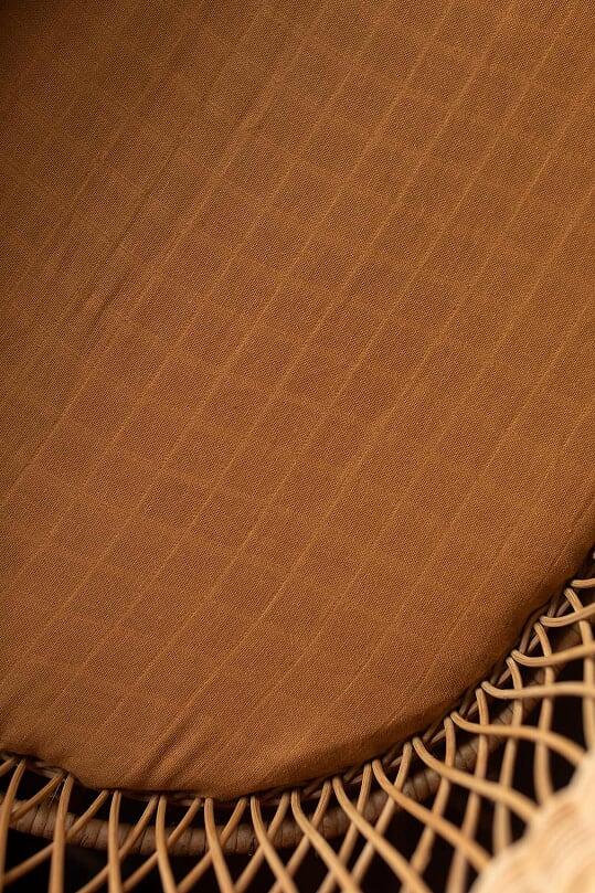 Play at slaep | ledikant hoeslaken | 120 x 60 | amber