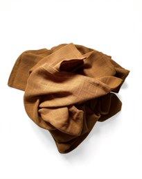 PLAY AT SLAEP | organic XL Cloth / swaddle - amber