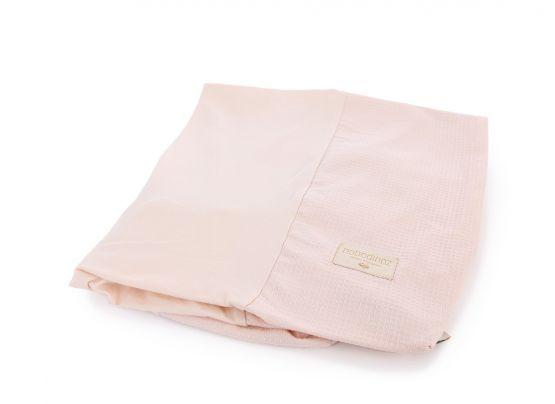 Nobodinoz   bedbumper - dolce vita pink - 210x28cm