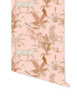 May & Fay | Behang Jungle Blush
