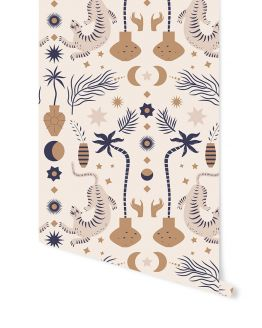 May & Fay | Behang Oriental Dream Beige