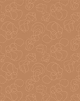 May & Fay | Behang Dazzling Doodle