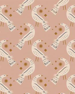 May & Fay | Behang Birds Of Hope