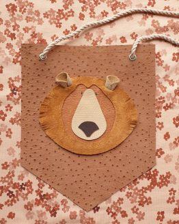 Atelier Ovive | Muurhanger Grizzly bear (div. kleuren)