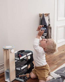 Kids Concept | Houten Garage 3 verdiepingen Aiden