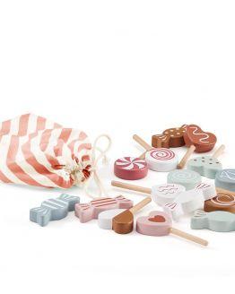 Kids Concept | Houten snoepgoed