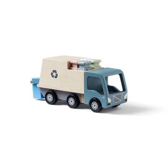 Kids Concept | Houten Vuilniswagen Aiden