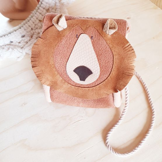 Atelier Ovive | Grizzly bear bag (div. kleuren)