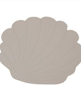OYOY Living   Placemat Seashell - Clay