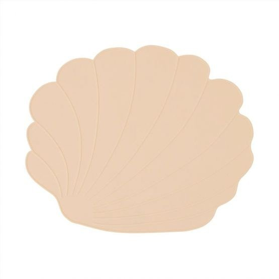 OYOY Living | Placemat Seashell - Vanilla