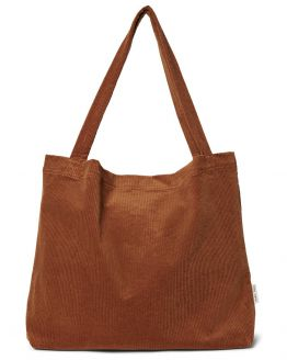 Studio Noos | Mom bag - Rib Brown
