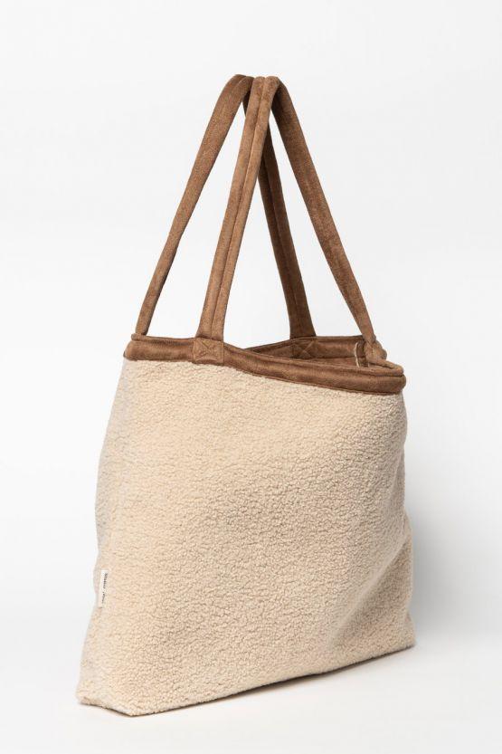 Studio Noos   Mom bag - Dusty Pink rib
