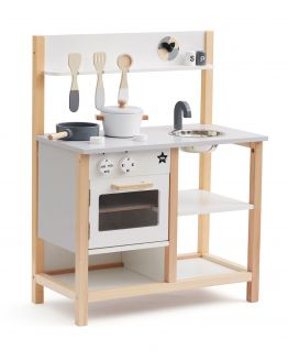 Kids Concept | Keuken naturel/ wit