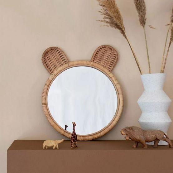 Kids Depot | Bamboo spiegel Minon