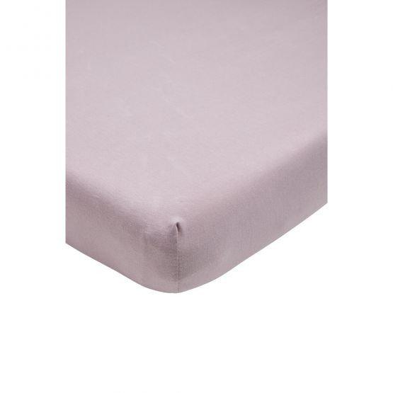 Meyco | Wieg hoeslaken – Lilac
