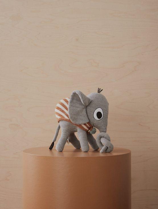 OYOY | Knuffel Henry olifant
