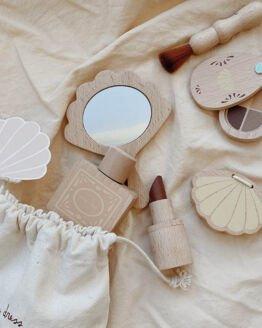 Konges Slojd | Houten make-up set
